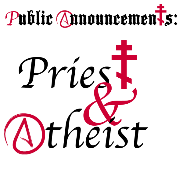 Priest & Atheist Podcast